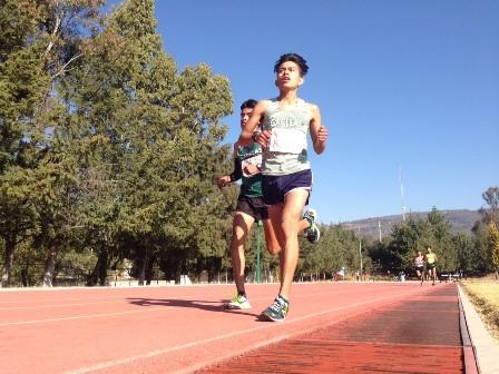 Finaliza con éxito estatal de atletismo  organizado por el Idet