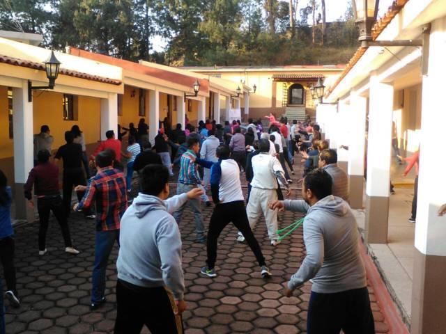 """Celebrará IDET """"Semana Nacional de Cultura Física y Deporte"""""""
