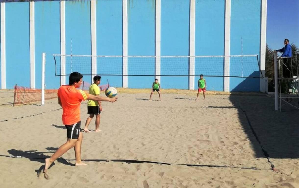 Convoca IDET a participar en selectivo estatal de voleibol