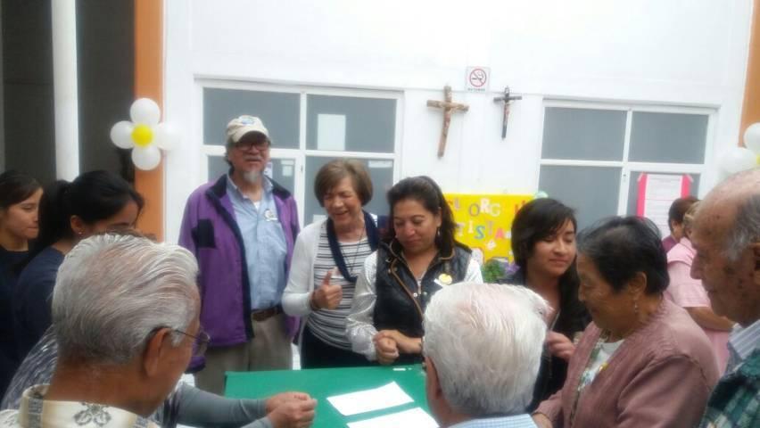 Celebra IMPCD de Tlaxcala a los abuelos