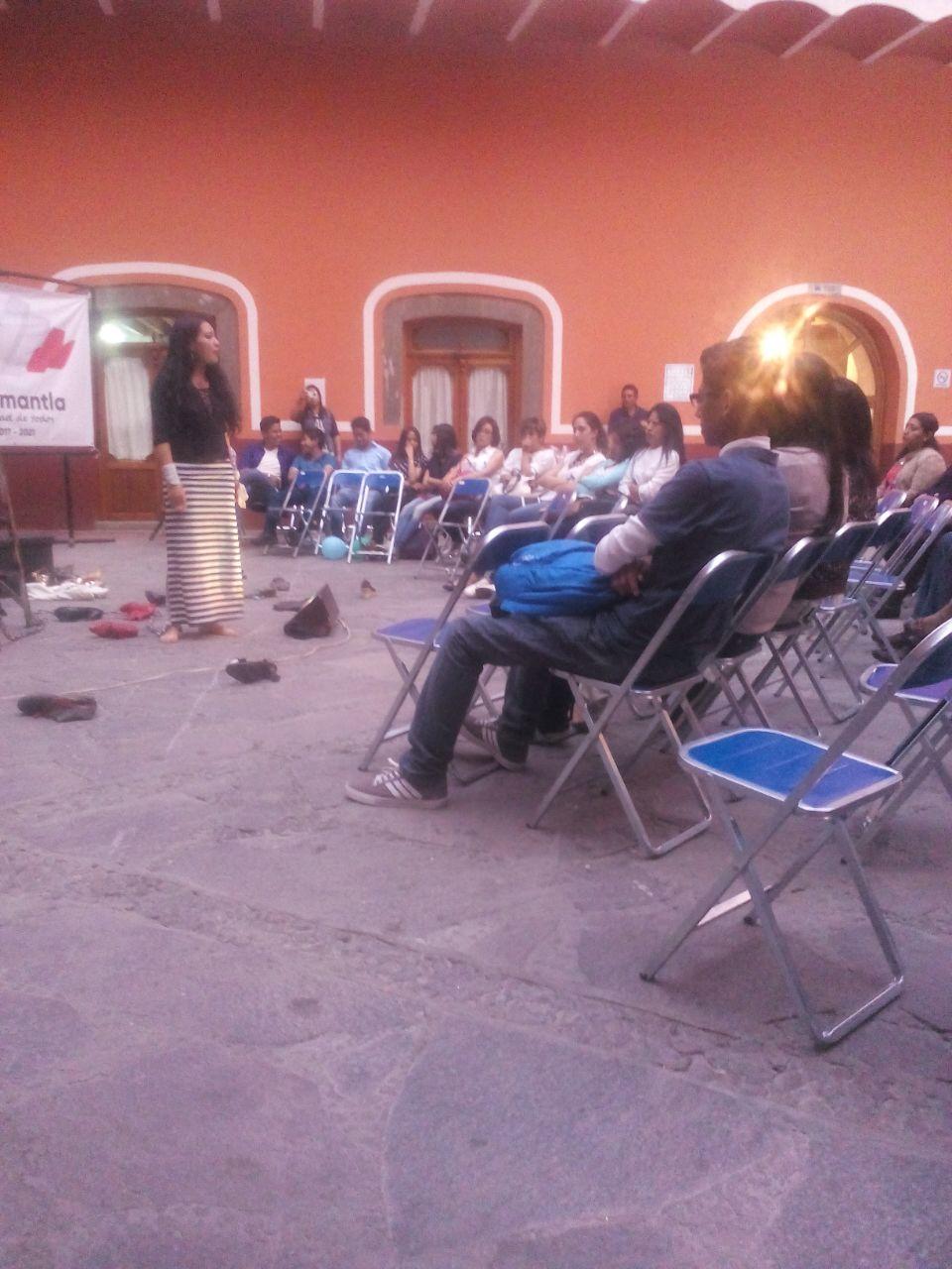 Realizó IEM actividades contra la Trata de Personas en Huamantla
