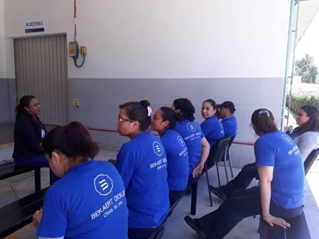 Brinda IEM servicio de orientación para trabajadoras tlaxcaltecas
