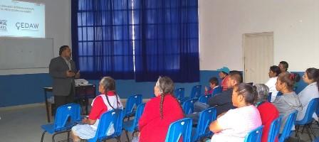 Brinda IEM acompañamiento a mil 500 mujeres en situación vulnerable