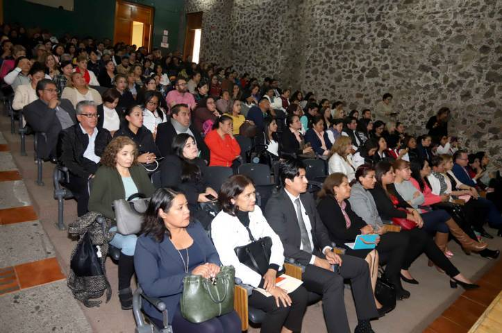 Conmemora IEM 65 aniversario del sufragio femenino en México
