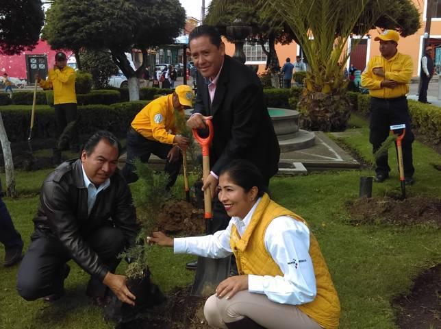 Llega semana Nacional de Divulgación de la Cultura Forestal a Nanacamilpa