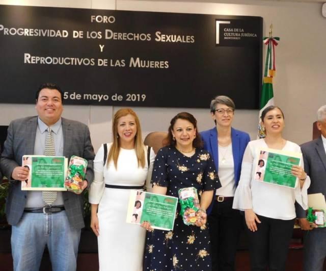 Importante que el Estado garantice el derecho de las mujeres, a ser madres: Claudia Pérez