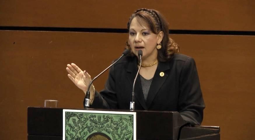 Se pronuncia Diputada Federal, Claudia Pérez por crear Código Penal Único en el país