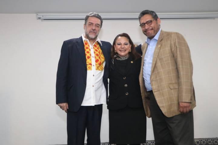 Presentan la conferencia La Educación Superior En La Agenda Del Gobierno De AMLO