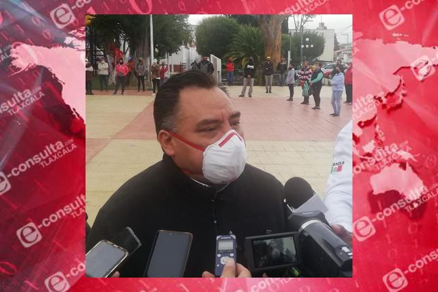 Crecen contagios de Covid en Tetla; edil pide responsabilidad ciudadana