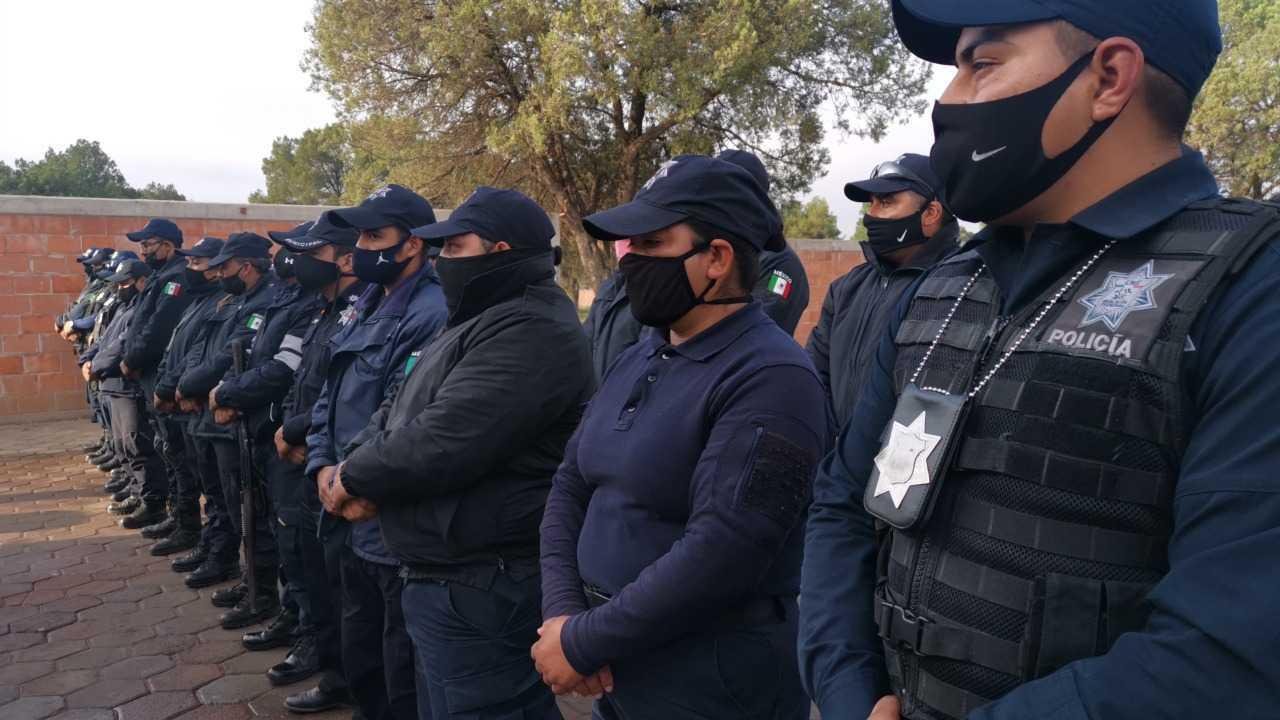 Garantizada la seguridad en las elecciones en Tetla de la Solidaridad