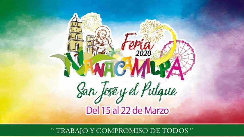 Playa Limbo en la inauguración de Feria de San José y el Pulque Nanacamilpa 2020