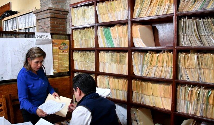 Anuncia Tlaxco campaña de condonación en recargos del impuesto predial