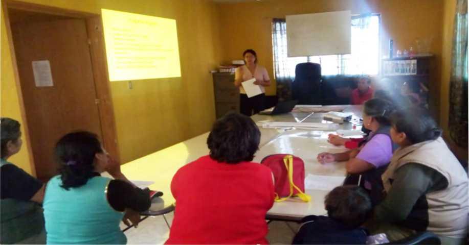 Sensibilización en comida saludable; temas que lleva a cabo el SMDIF en San Pablo Del Monte