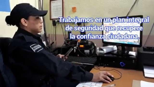 Crea Lardizábal Plan Integral de Seguridad Pública