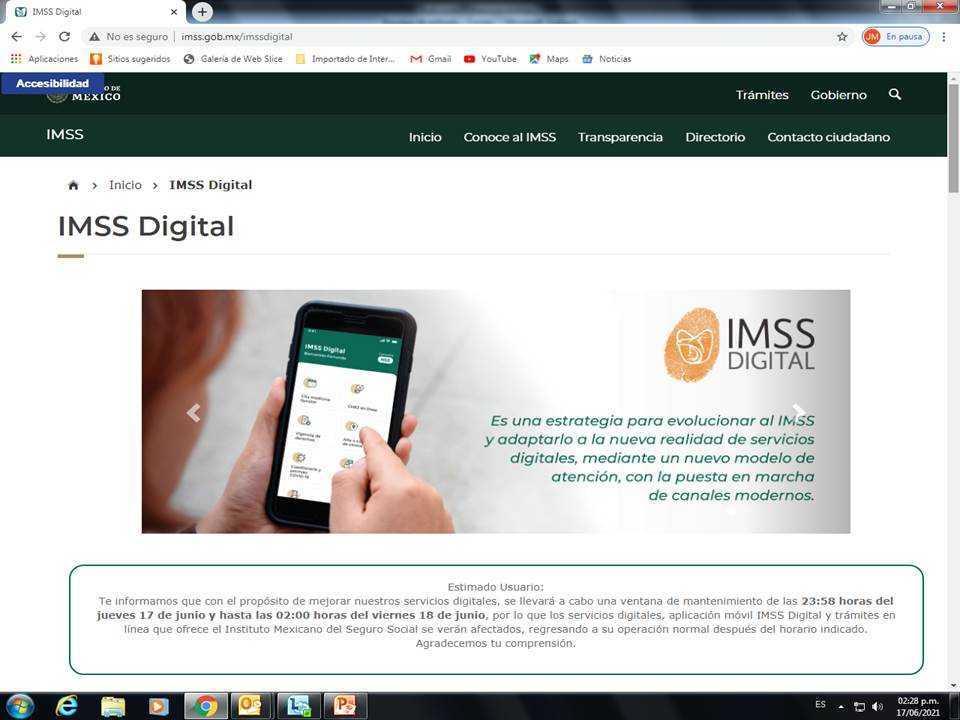 Tras muy mal servicio, el IMSS digitaliza algunos servicios