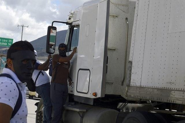 Tlaxcala encabeza robo a transportistas por cada 100 mil habitantes