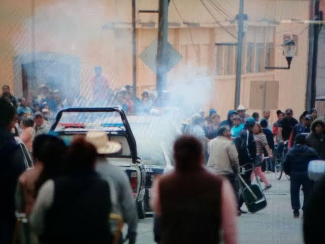 Políticos alborotadores de Ixtenco podrían ir a la cárcel por desmanes