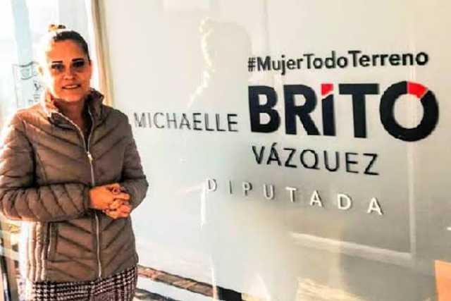 Diputada todo terreno condena inseguridad en Tlaxcala