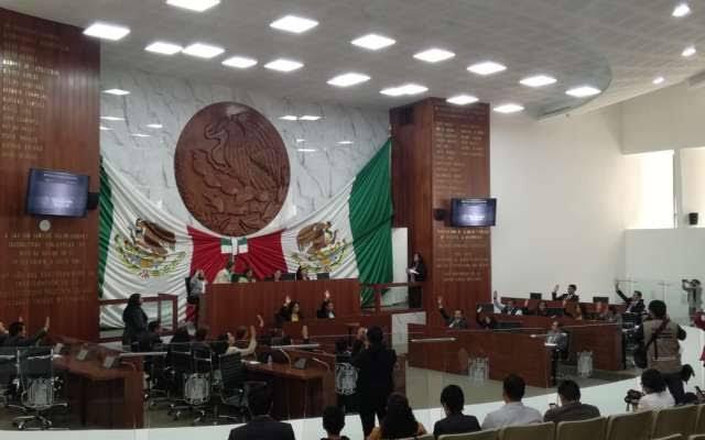 Diputados locales minimizan observaciones del Ejecutivo