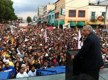 AMLO regresa a Tlaxcala triunfante