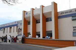 Enfermos siguen en el Viacrucis en el Hospital General de Tlaxcala