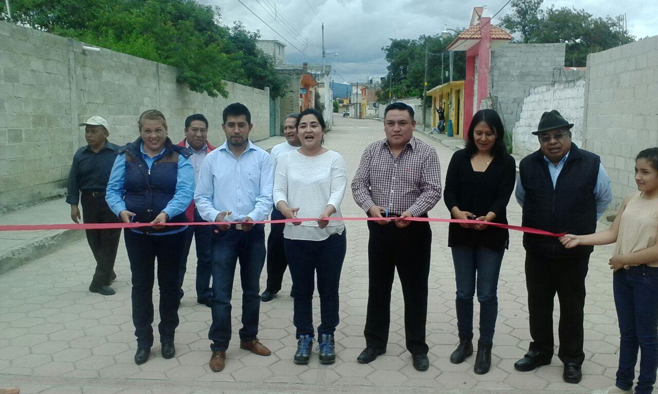 Vamos por el rescate de la imagen urbana de Atlamaxac: NEG