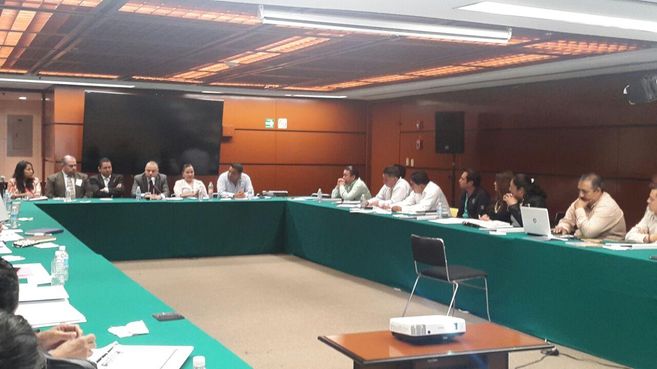 Recibe Eloy Reyes asistencia de la ASF de la Cámara de Diputados