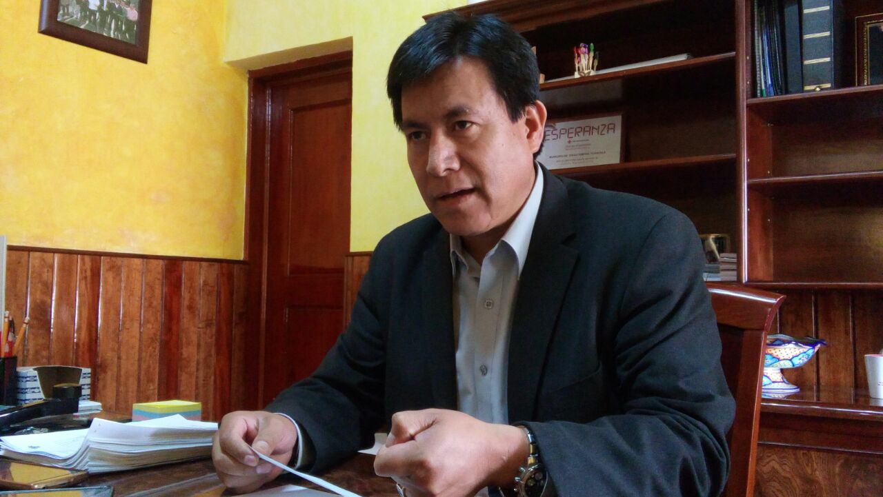 Pide alcalde de Chiautempan una auditoria para descartar desfalco