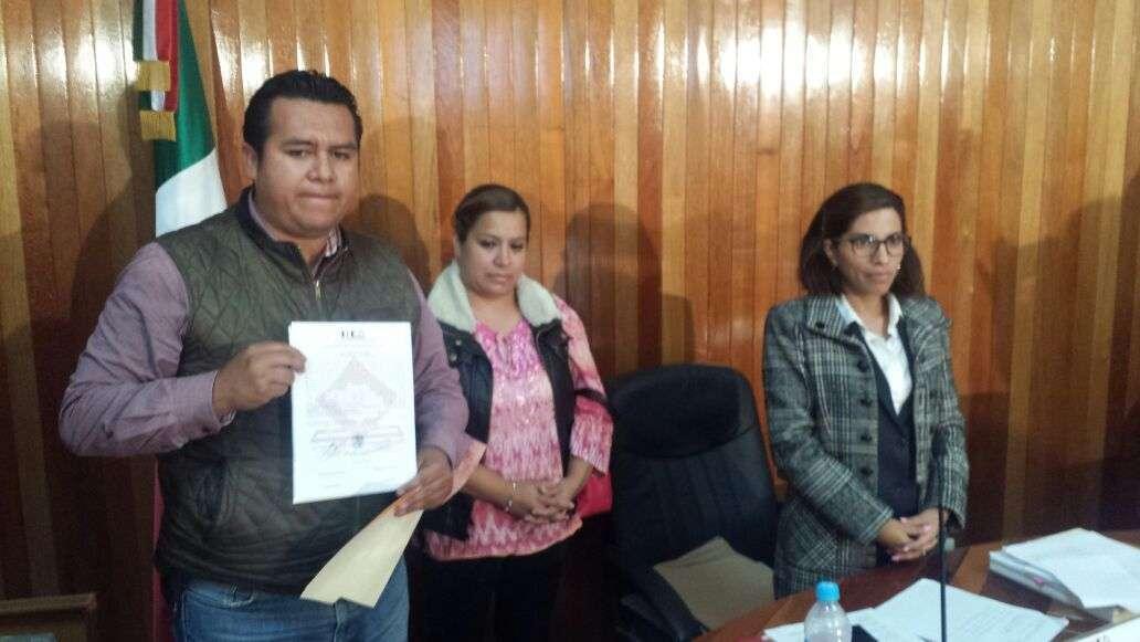 Ratifican triunfo de Arturo Rivera en Tzompantepec