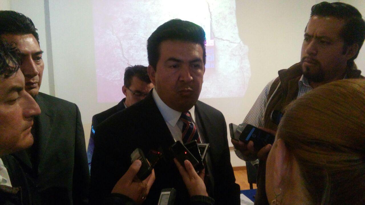 Asegura alcalde de Tlaxcala que la cuenta pública 2015 será aprobada