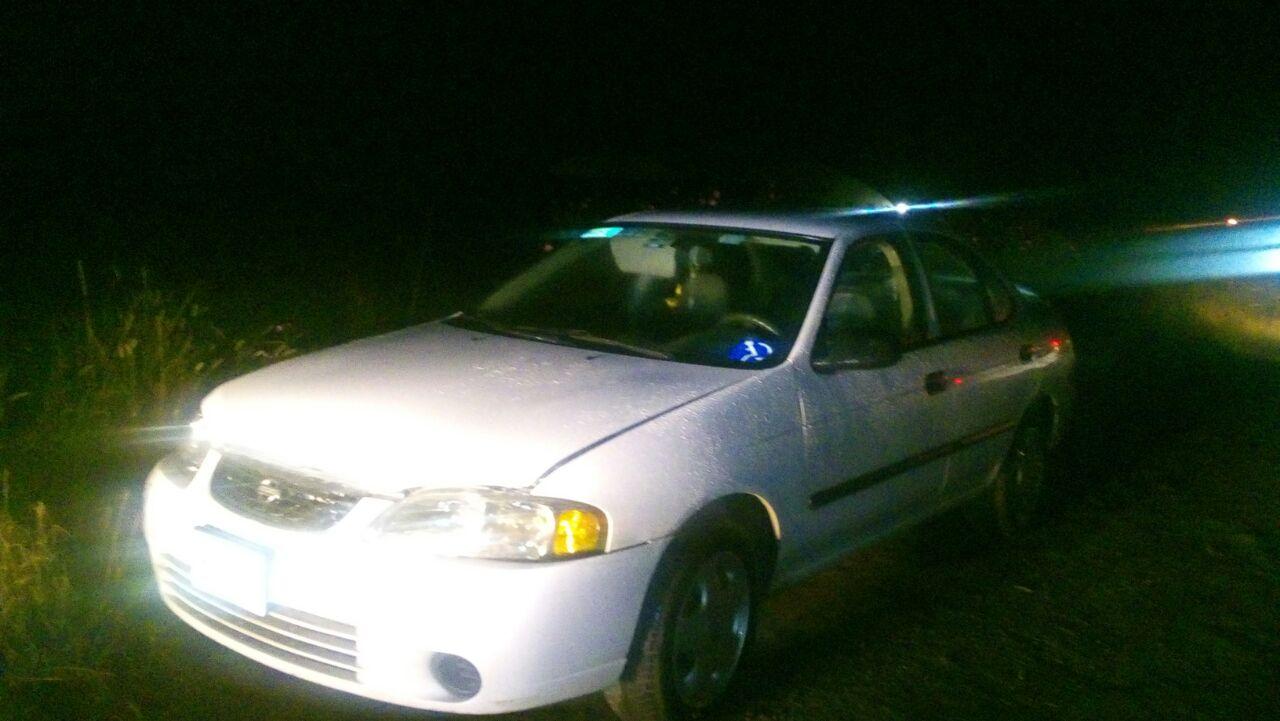 Policía capitalina detiene a joven que substraía celulares y recuperan vehículo robado