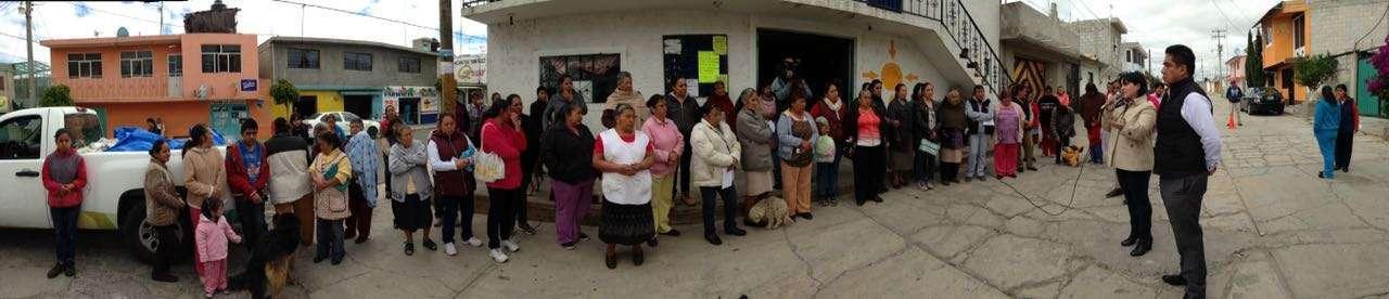 En Calpulalpan la atención a adultos mayores es prioridad del Gobierno Municipal