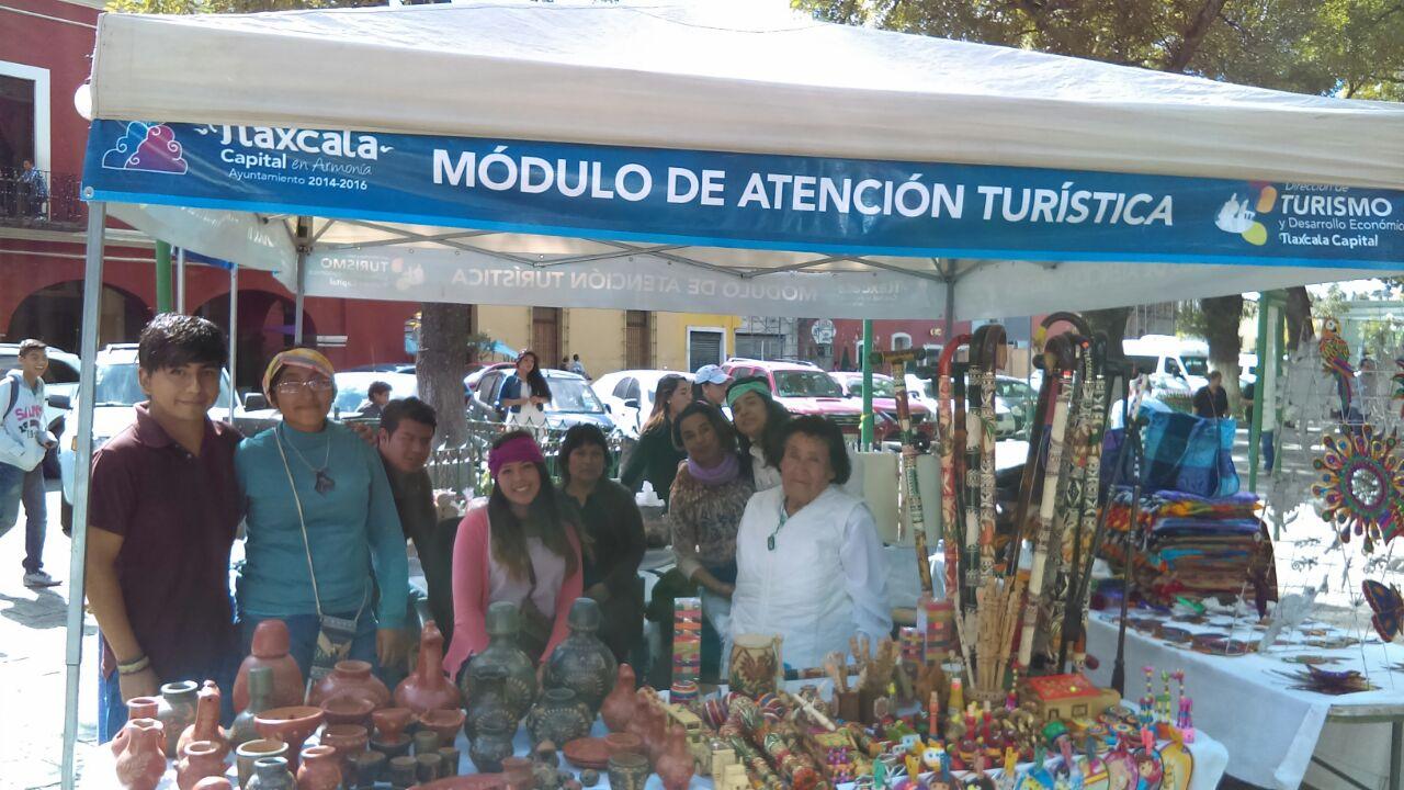 Apoya Escobar Jardínez a los verdaderos artesanos: Téllez Pérez