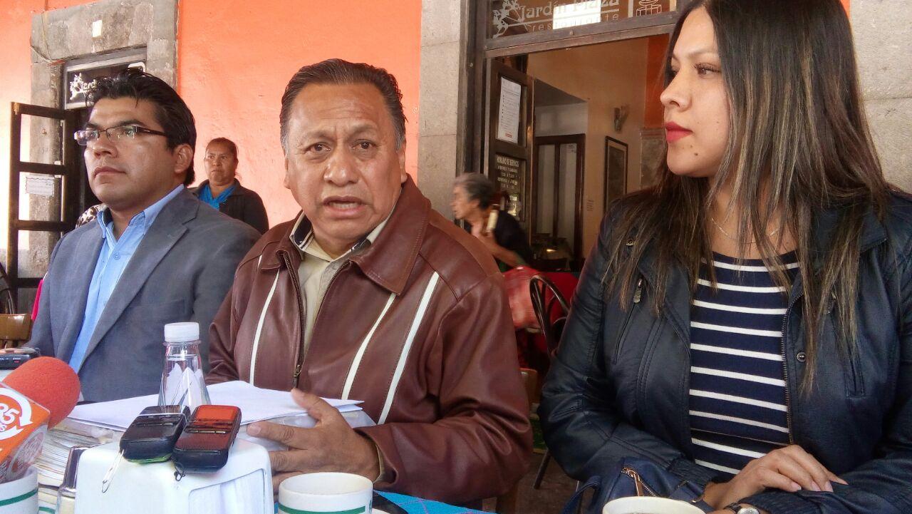 Puebla sigue invadiendo territorio tlaxcalteca en 19 municipios: Joseph Cid