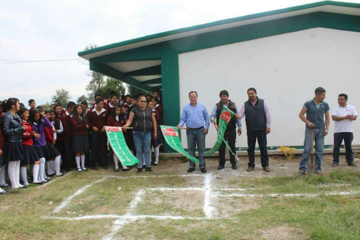 Con más desayunadores se fortalece la educación: Barranco Palacio