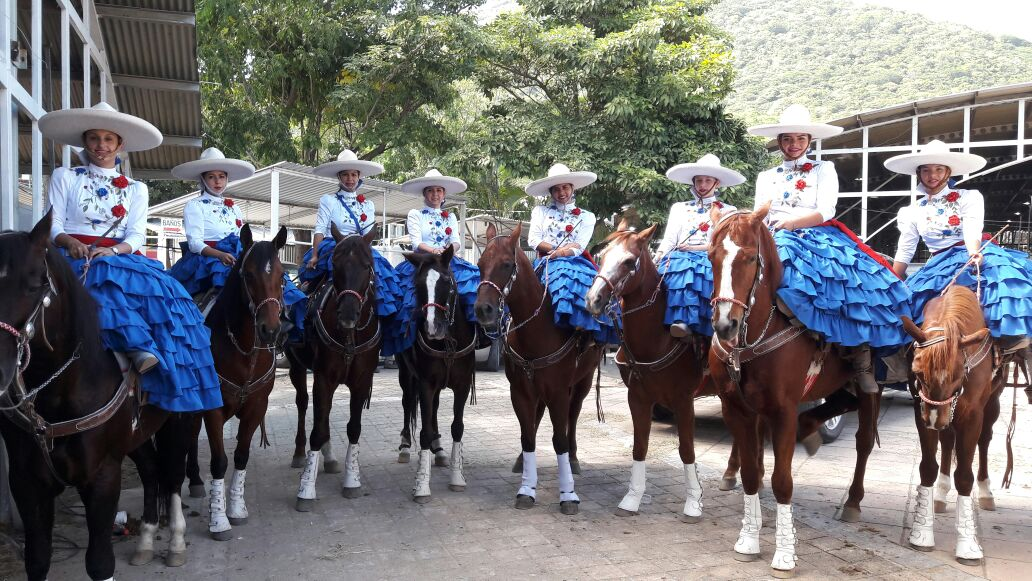 La escaramuza charra Tlaxcallan realizará la tradicional feria de escaramuzas