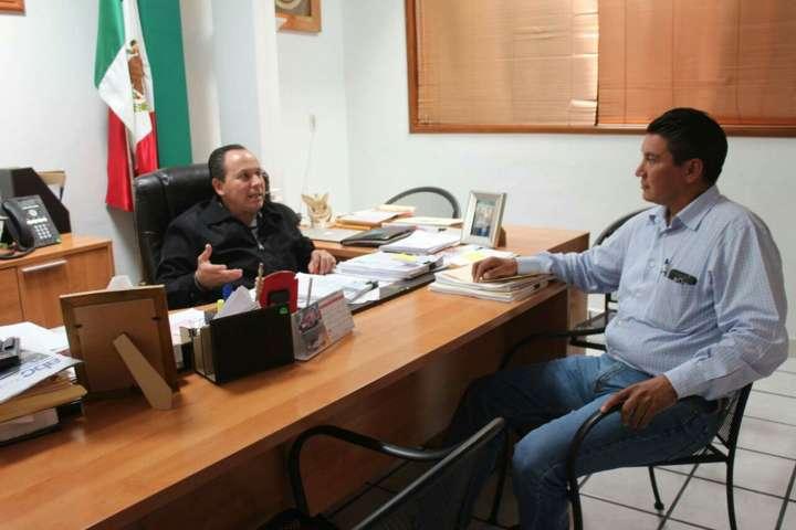 La entrega-recepción será ordenada y trasparente: Barranco Palacio