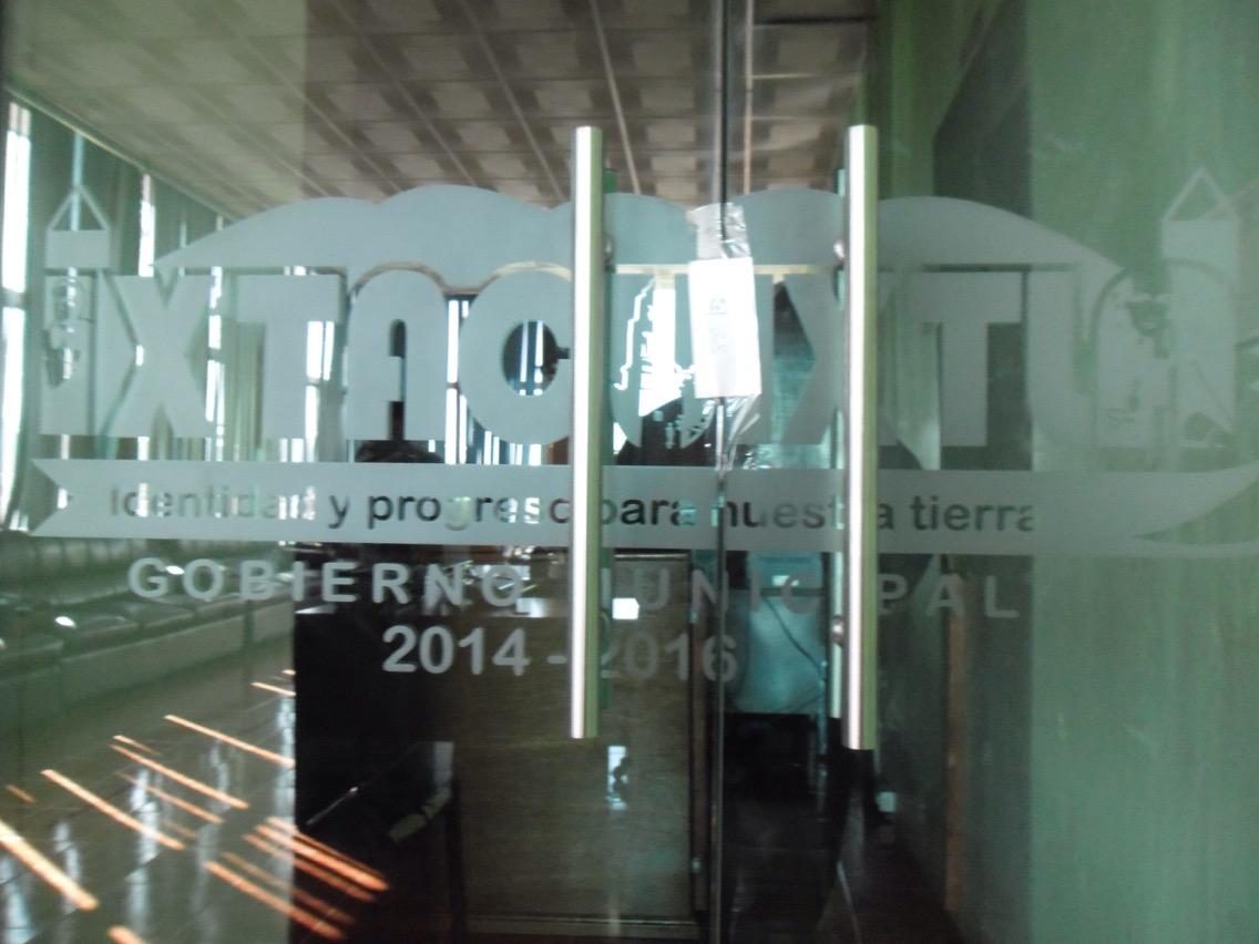 Ex alcalde de Ixtacuixtla dejó saqueada la presidencia municipal