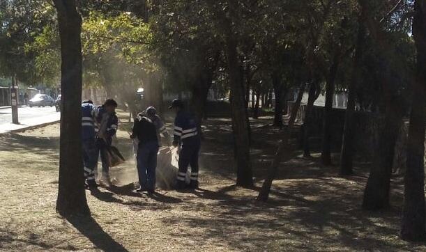 Efectúa Servicios Públicos capitalino labores de limpieza de alcantarillado: VHCG