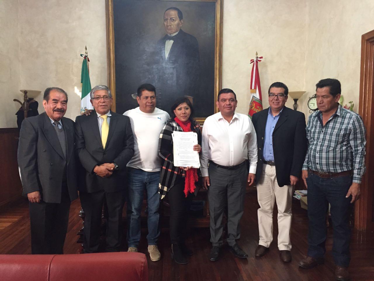 Interviene AAZ para resolver entrega pendiente en Tizatlán