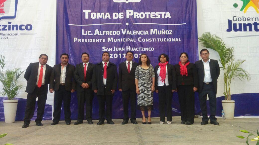 Con el esfuerzo y participación de todos trasformaremos a Huactzinco: AVM