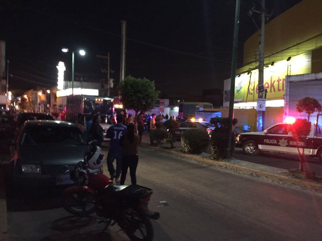 Con patrulla de comunidad alertan de manifestacion en Tlalcuapan
