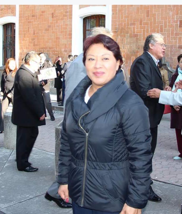 Acude Dulce Mastranzo a homenaje en Plaza de la Constitución