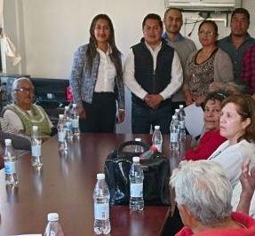 Problemática de falta agua potable en Villa Alta ya está siendo atendida: Auxiliar