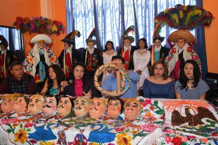 Tepeyanco alista su carnaval, con charros, huehues y doncellas