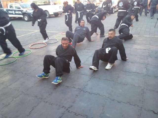 Avanzan policías municipales en capacitación de LimaLama