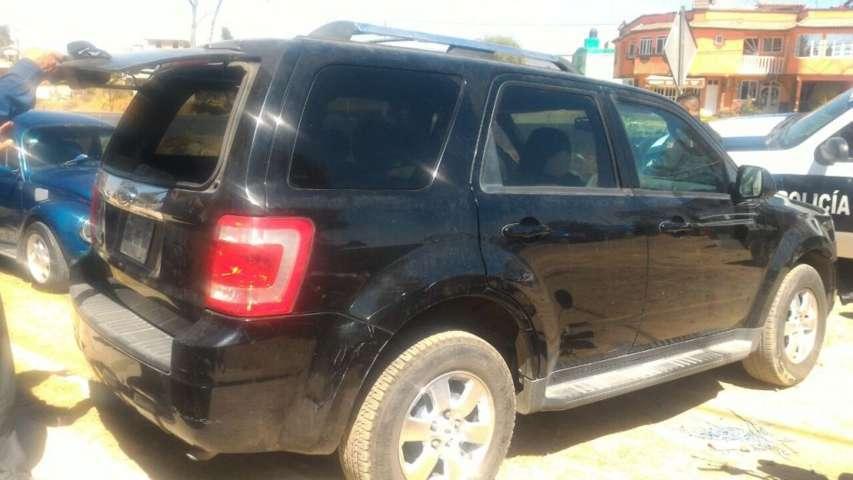 Recupera Policía Estatal dos autos con reporte de robo