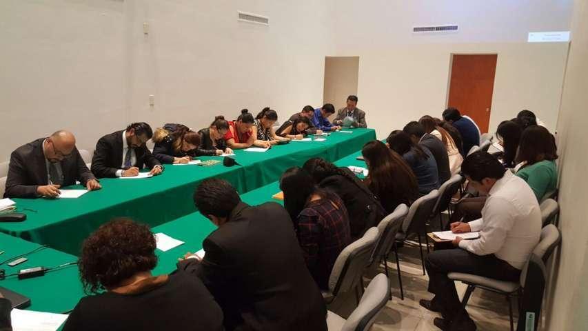 Supervisan unidad para implementar el NSPA en Tlaxcala