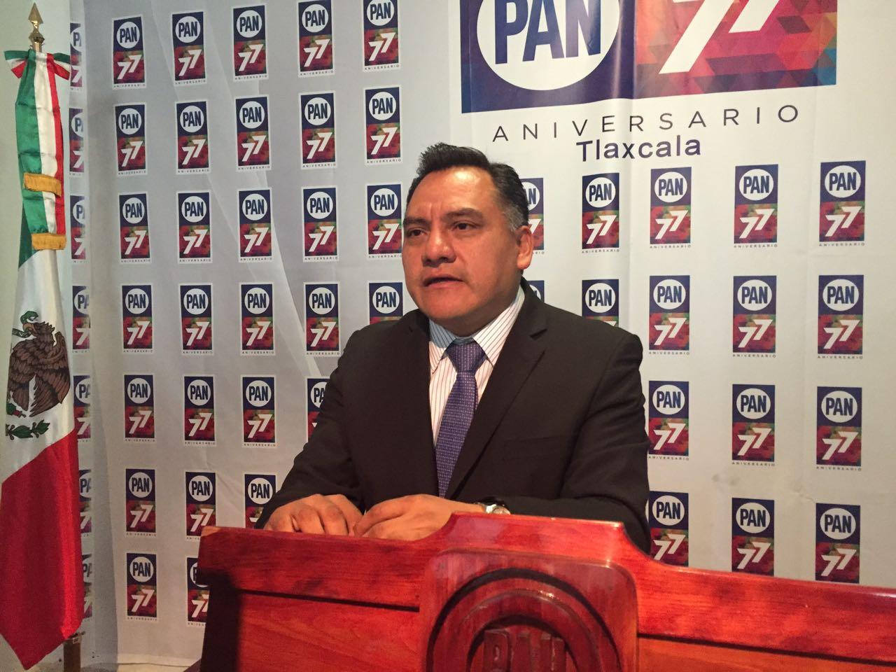 Eleazar Molina Pérez coordinador de alcaldes panistas