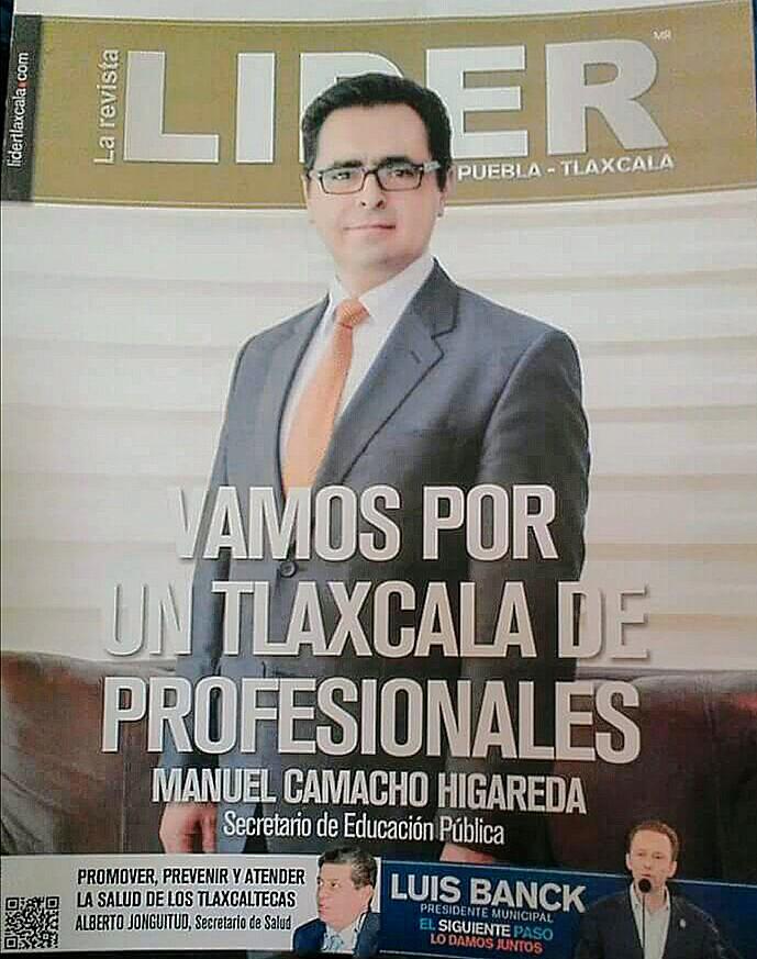 Manuel Camacho se convierte en Líder por un día